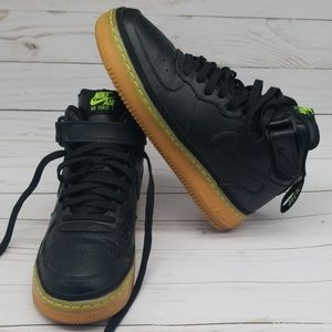 NIKE AIR FORCE 1 MID LV8 YOUTH/WOMEN SHOES